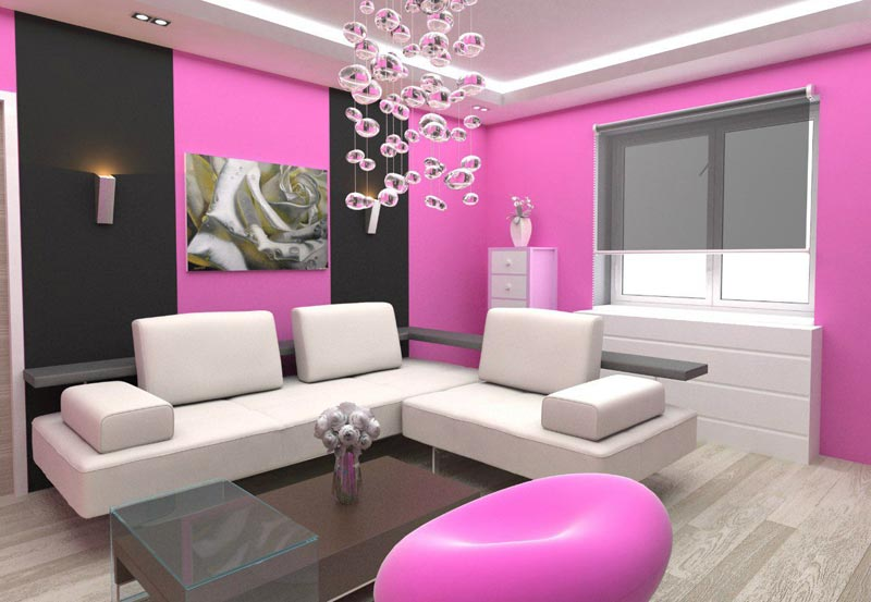 Decorating Home with Color