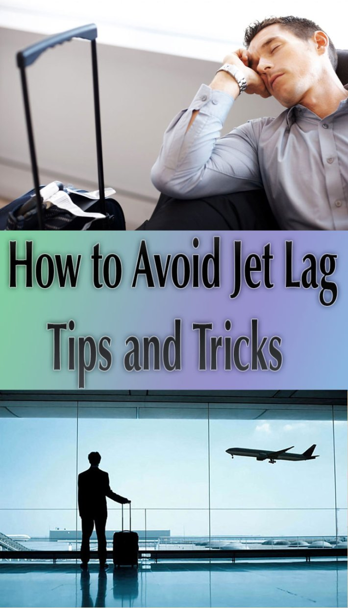 How to Avoid Jet Lag – Tips and Tricks