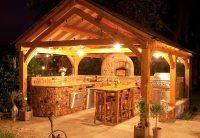 Outdoor Kitchen Design - Quiet Corner
