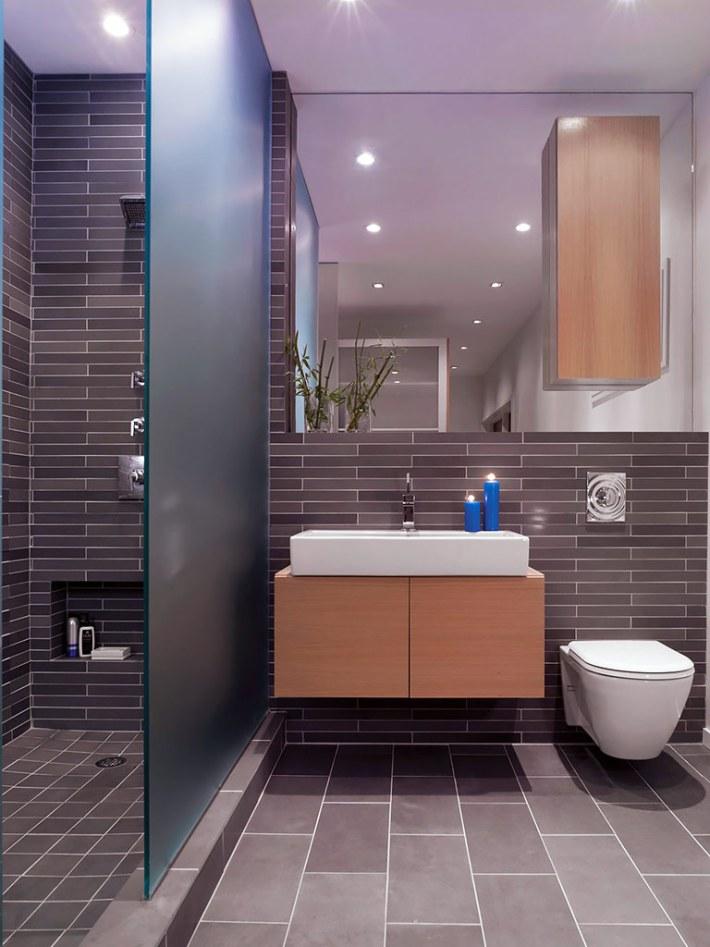 Classy Modern Bathroom Decorating Ideas