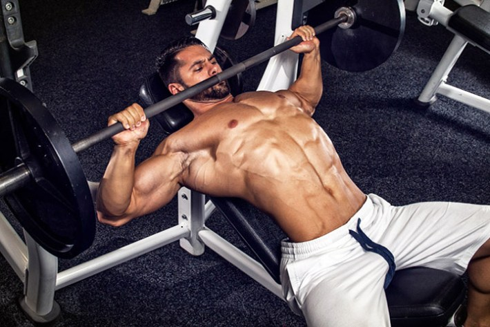 Become an Expert at the Bench Press Exercise