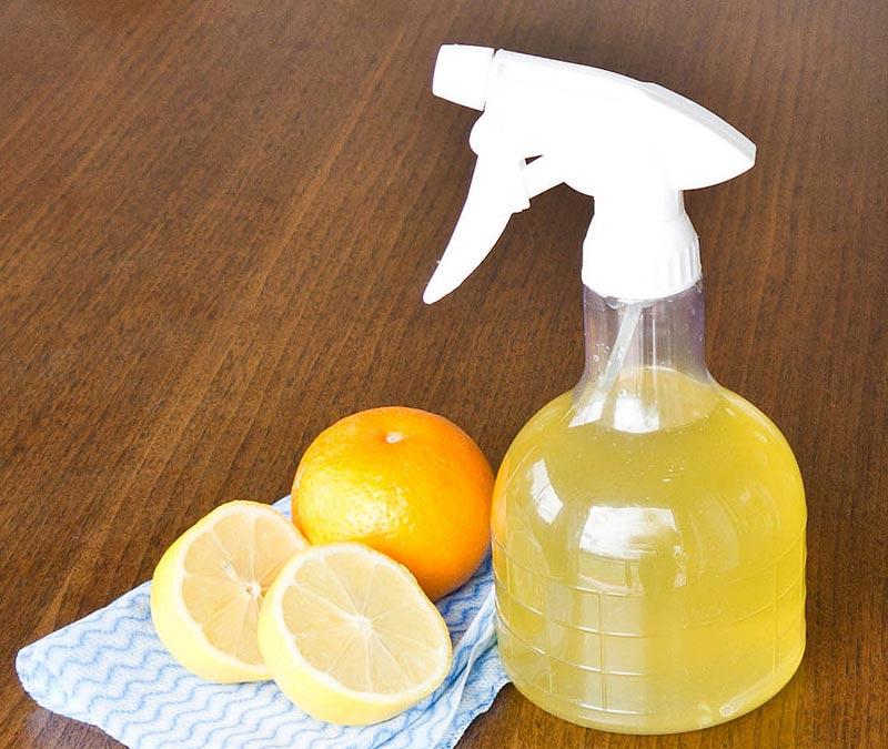 9 DIY Natural Cleaners - Quiet Corner