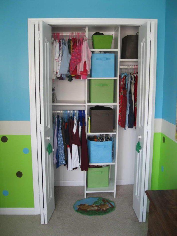 Cute Small Closet Ideas
