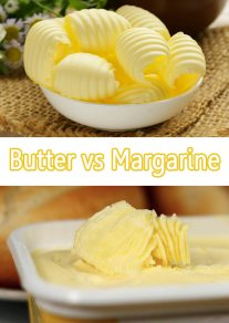 Food Facts - Butter vs Margarine