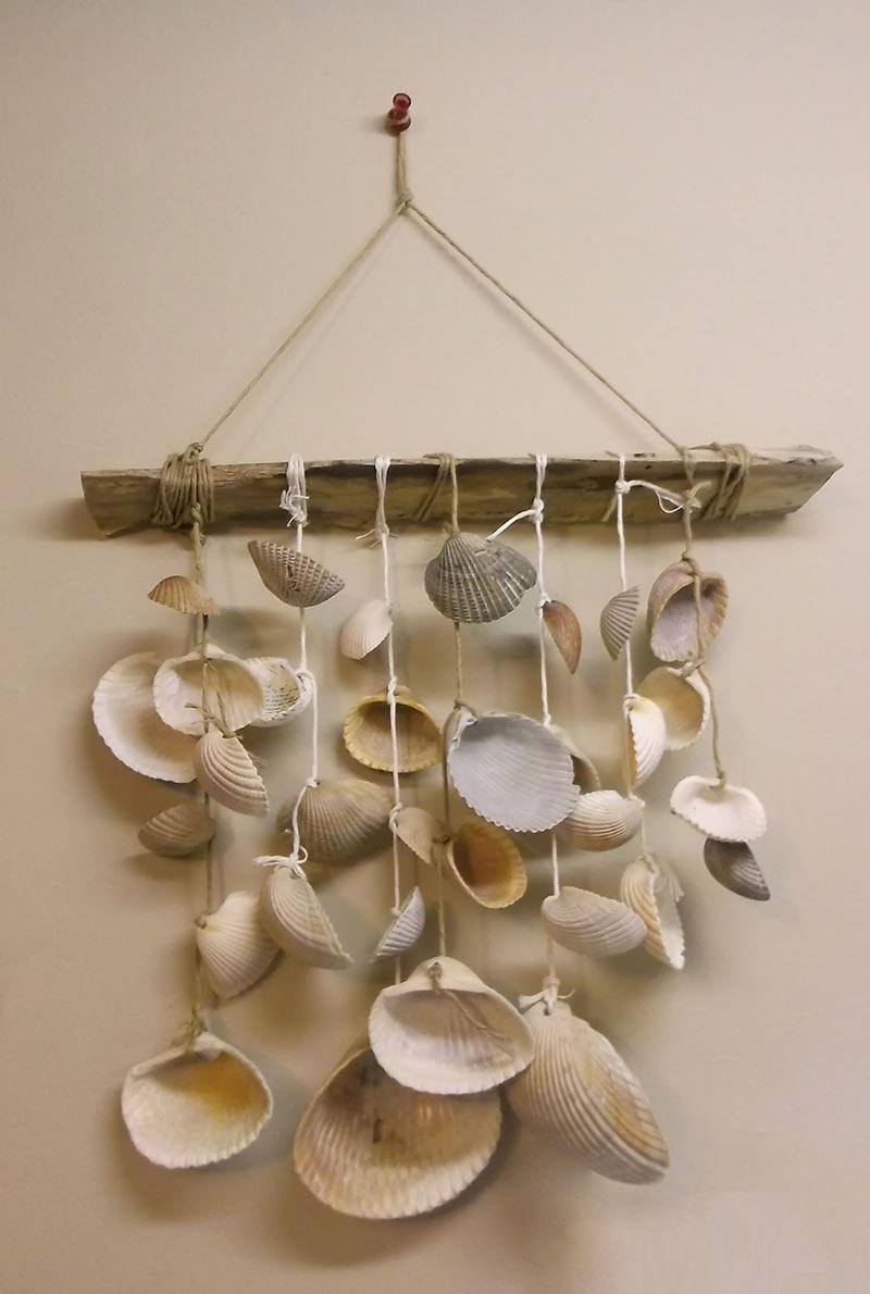 quiet corner great diy seashell wind chimes ideas quiet