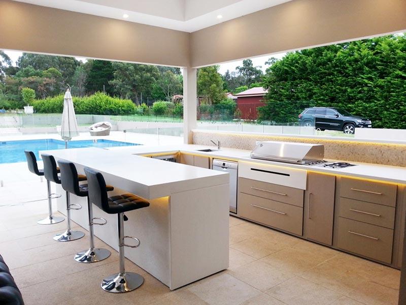 Quiet Corner:Outdoor Kitchens Design Ideas and Tips - Quiet Corner