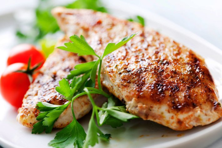 The Best Grilled Chicken Breast Recipe