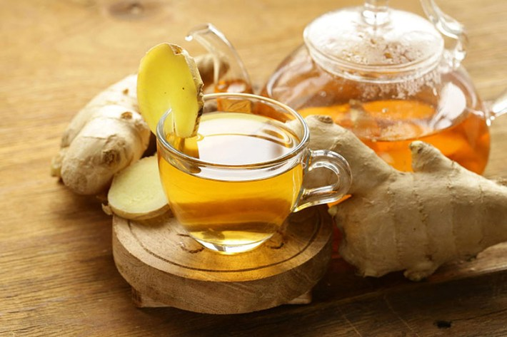 Ginger Tea Is Awesome - Learn How To Make It