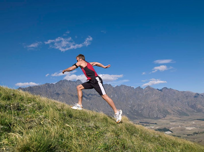 How to Run Hills and Boost Your Confidence