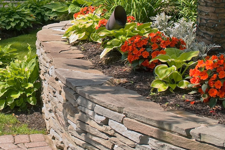 DIY - Dry Stone Wall - Quiet Corner
