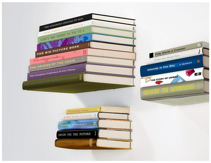 DIY Tutorial How to Make Invisible Bookshelf
