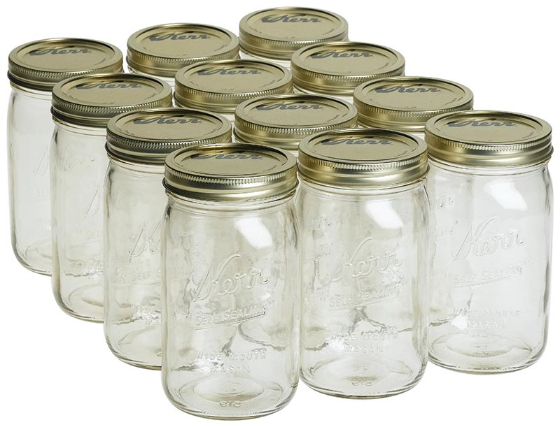 Quiet corner how to sterilize jars for canning quiet corner for How long to sterilize canning jars