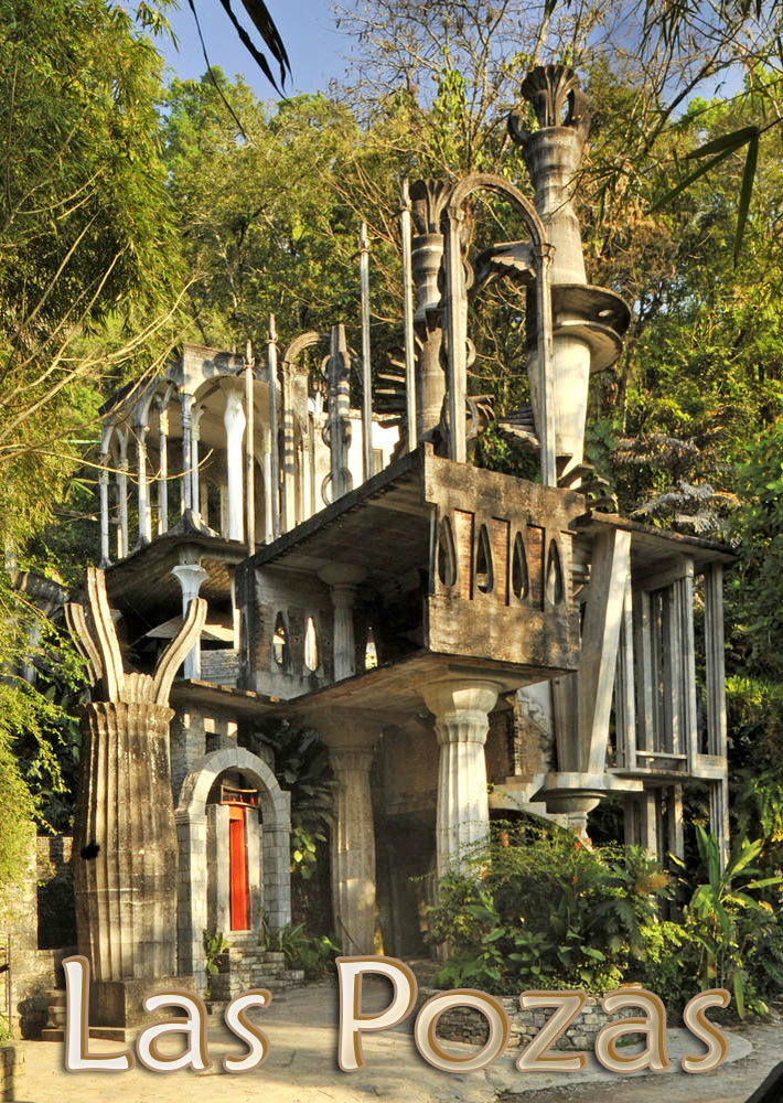 Las Pozas U2013 Surrealist Garden In A Mexican Jungle