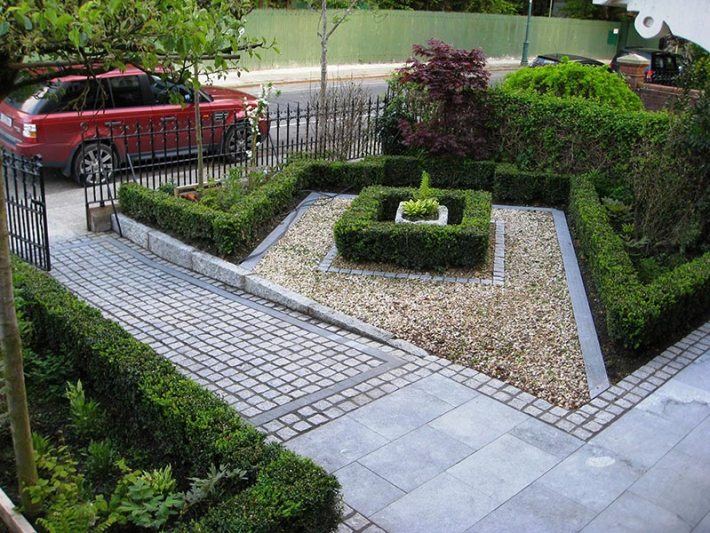 Small Sloping Garden Design Ideas