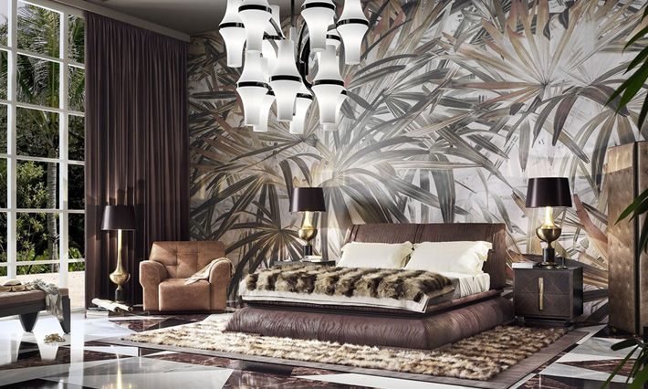 Safari Style - Bring the African Ambience Into Your Bedroom - Quiet Corner