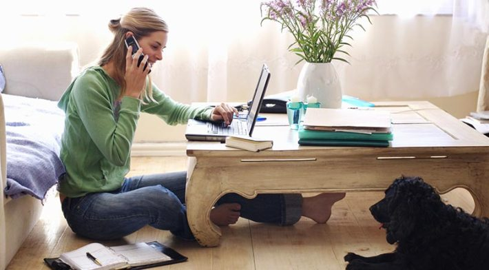 Ways To Stay Motivated While Working From Home