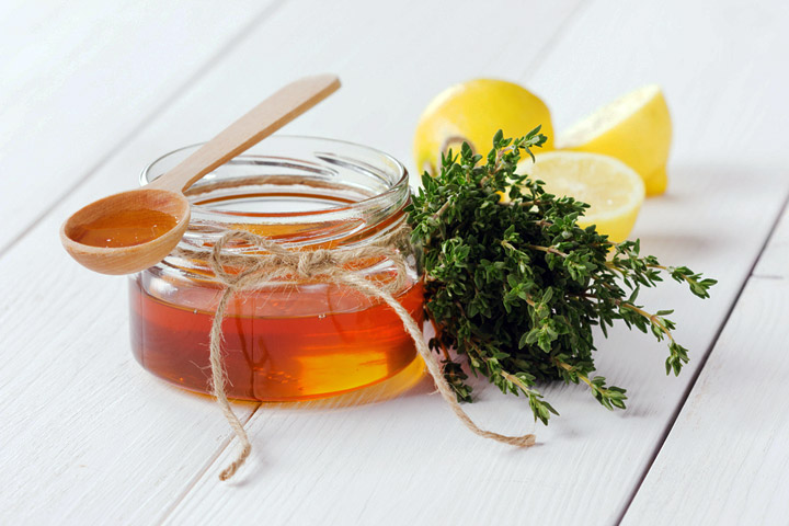 Homemade Cough Syrup With Honey and Thyme - Quiet Corner