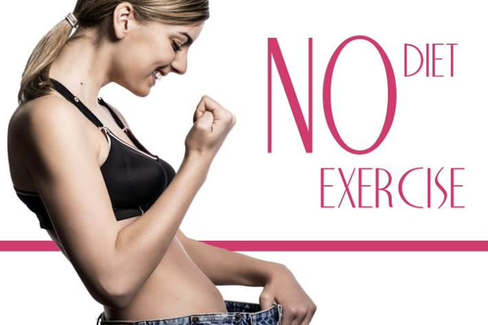 10 Craziest Ways to Lose Weight Without Exercise