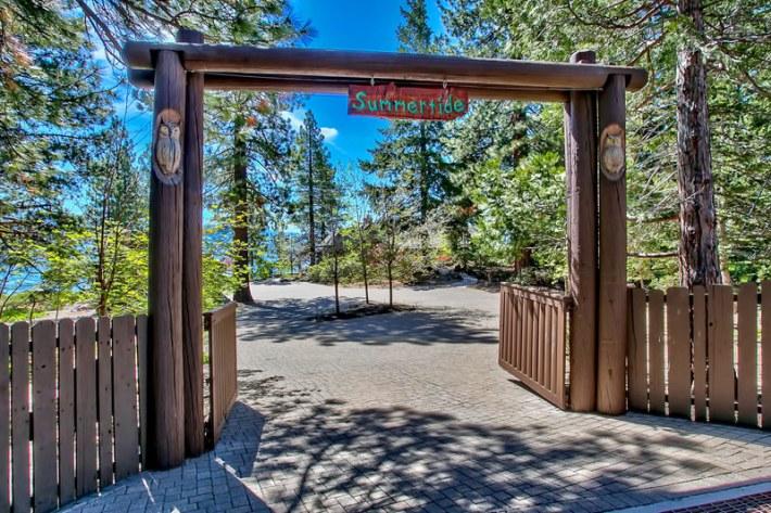 Summertide - Howard Hughe's Lake Tahoe Retreat