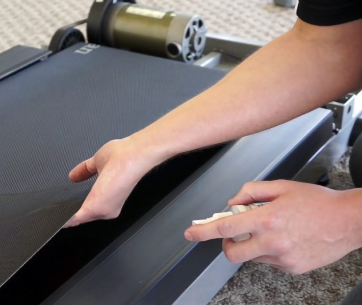 Treadmill Lubricant Instructions: Quiet Corner:Treadmill Buying Guide: What You Need To Know
