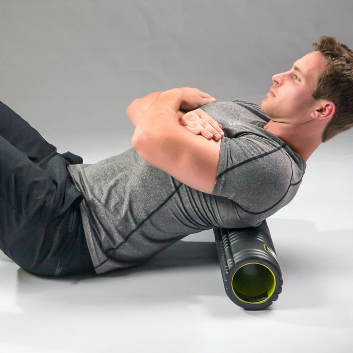 Add a Foam Roller to Your Workouts