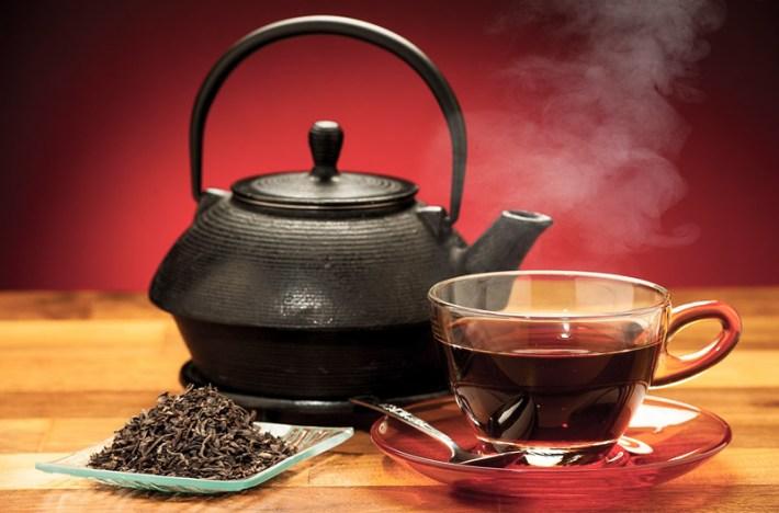 Know Your Teas - Black Tea Health Benefits
