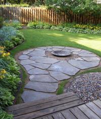 Amazing Backyard Landscaping Ideas - Quiet Corner