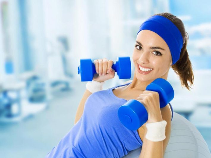 How To Lift Your Boobs With Exercise