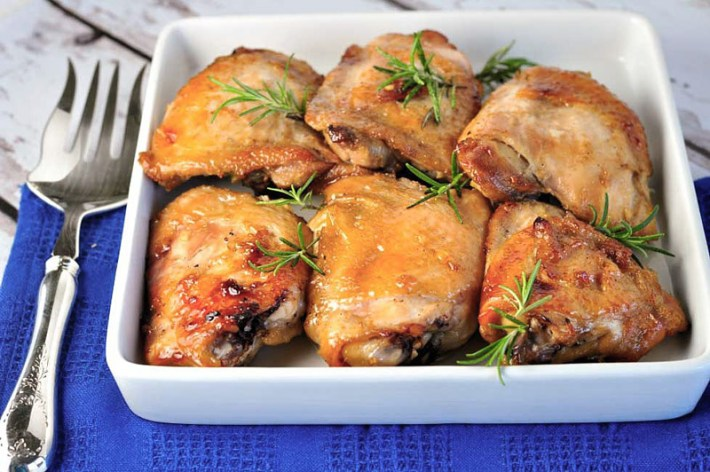 3 Paleo-Friendly Chicken Thighs Recipes