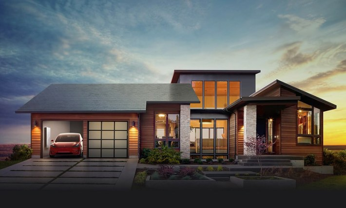 Tesla solar roofing will be cheaper than normal roofing?