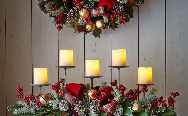 Quiet Corner Christmas Home Decorating Ideas Quiet Corner