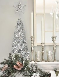 Christmas Home Decorating Ideas - Quiet Corner