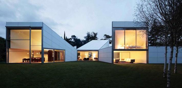 Origami House - OAB Carlos Ferrater