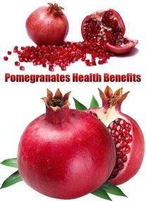 Pomegranates Health Benefits