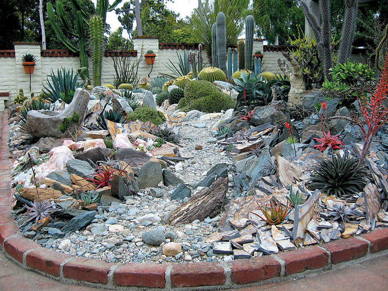 ... Stunning Rock Garden Design Ideas ...