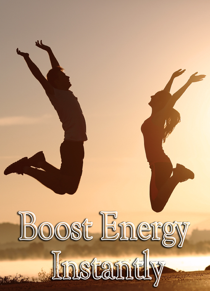 Ways to Boost Energy Instantly