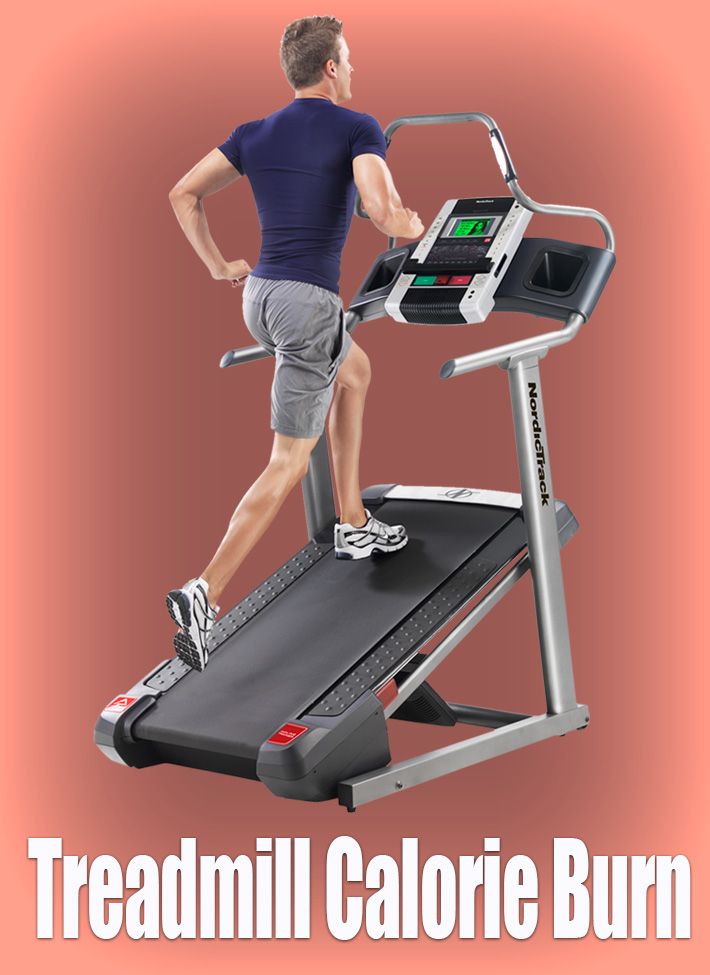 Quiet Corner:Treadmill Calorie Burn - Quiet Corner