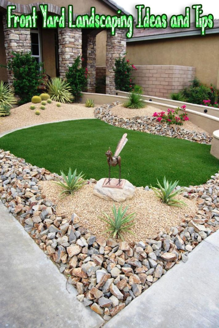 Quiet Corner:Front Yard Landscaping Ideas and Tips - Quiet Corner