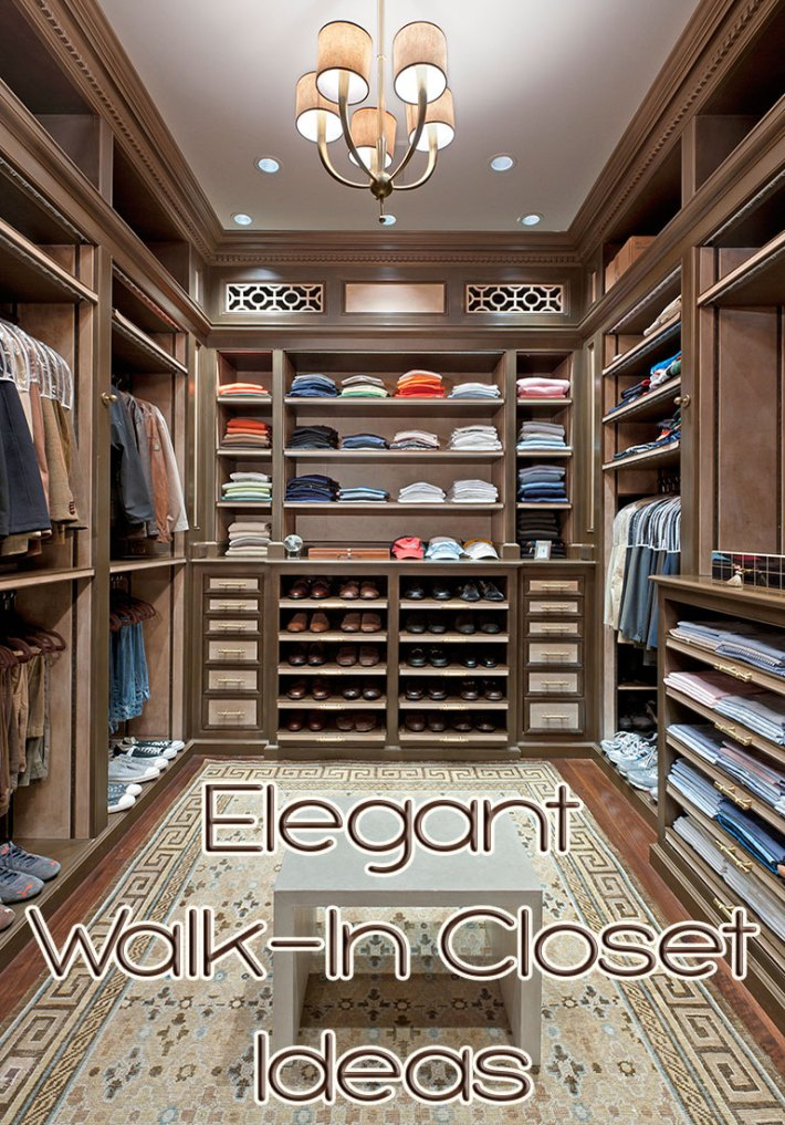 Quiet corner elegant walk in closet ideas quiet corner - Pictures of walk in closets ...