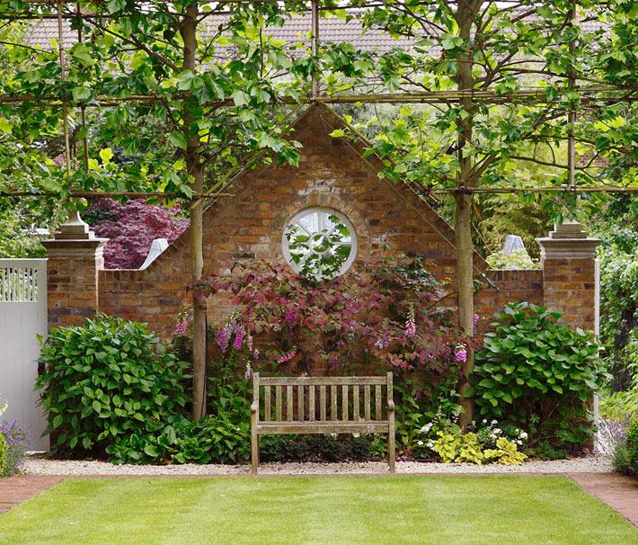 Quiet Corner:Small Garden Design – Tips and Tricks - Quiet Corner