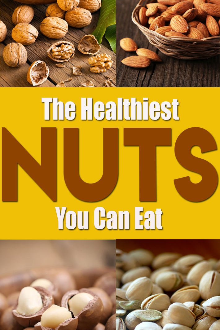 The Healthiest Nuts You Can Eat - Quiet Corner