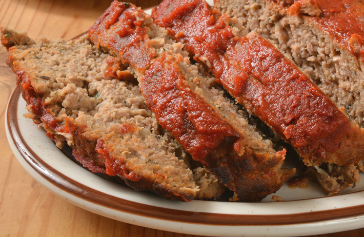 The Best Keto Meatloaf