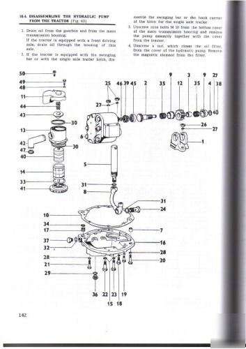 Zetor Parts Diagram - Wiring Diagram Update