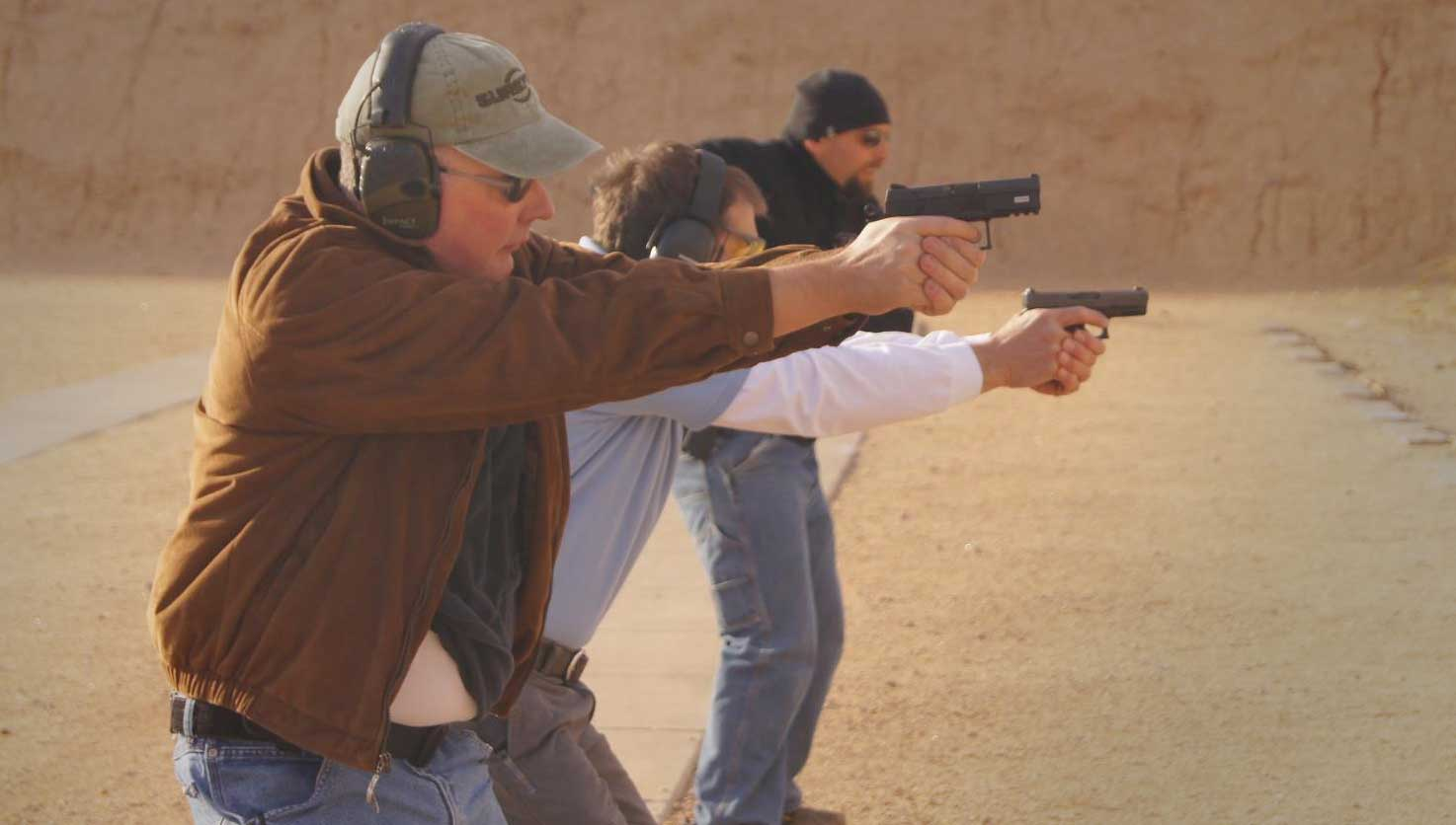 Firearms Training In SW Florida