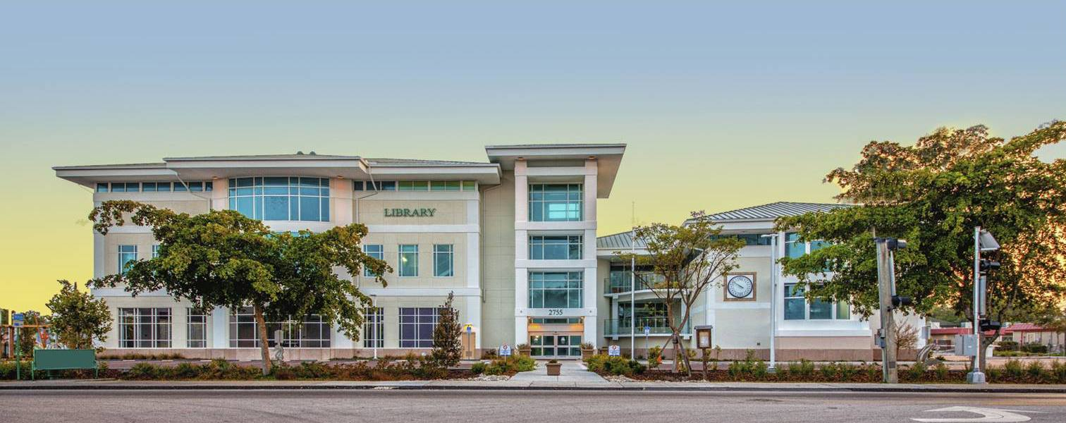 Fort Myers Beach Library Shooting