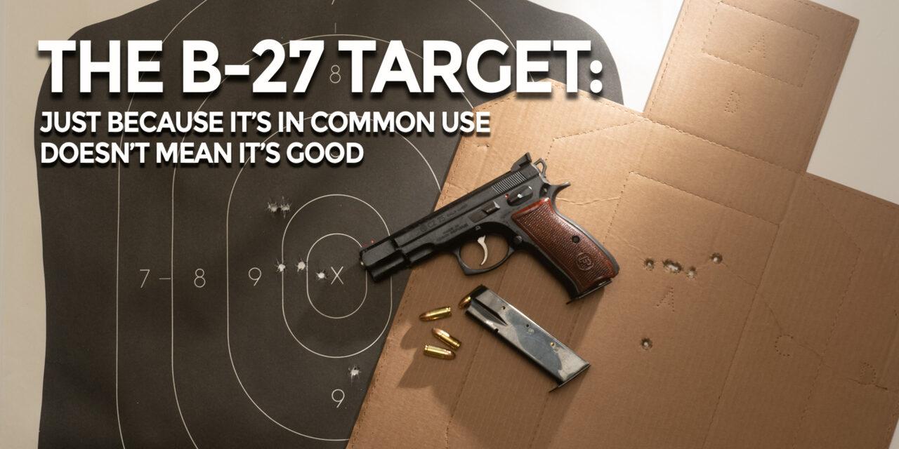 Stop Using This Target