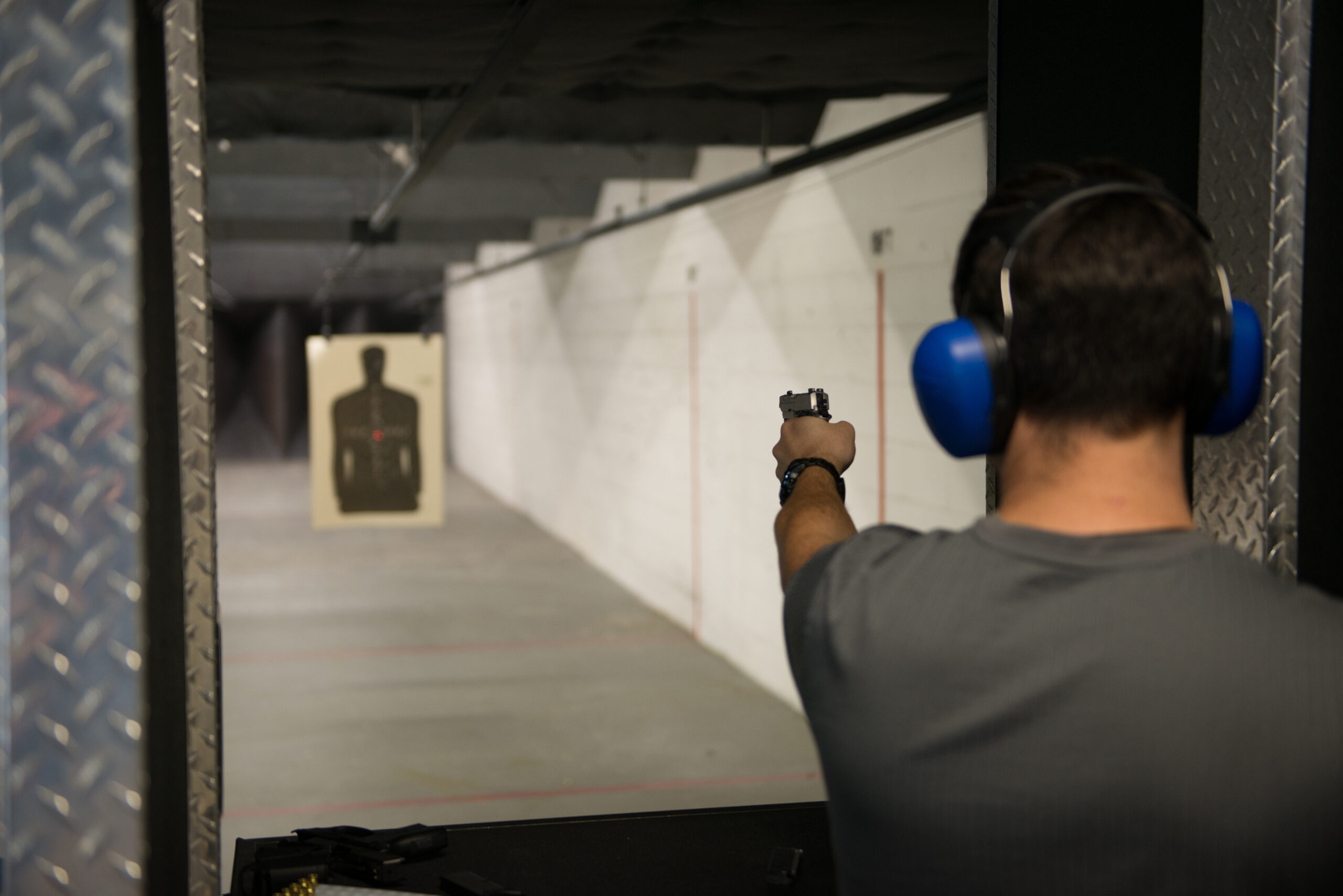 Make Gun Training Classes Normal Again