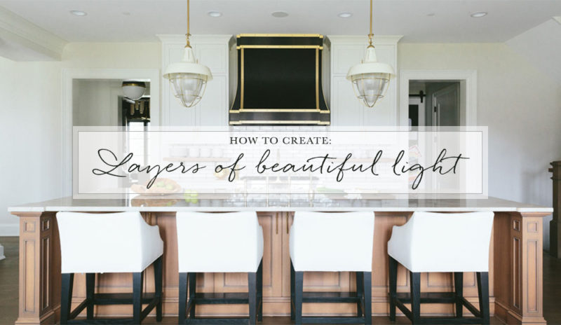 Layers of Beautiful Light Title
