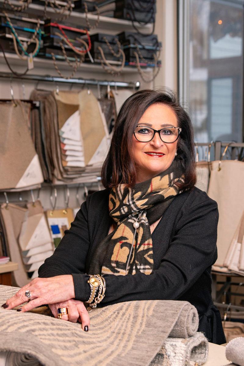 Marcia Inglis, Interior Designer