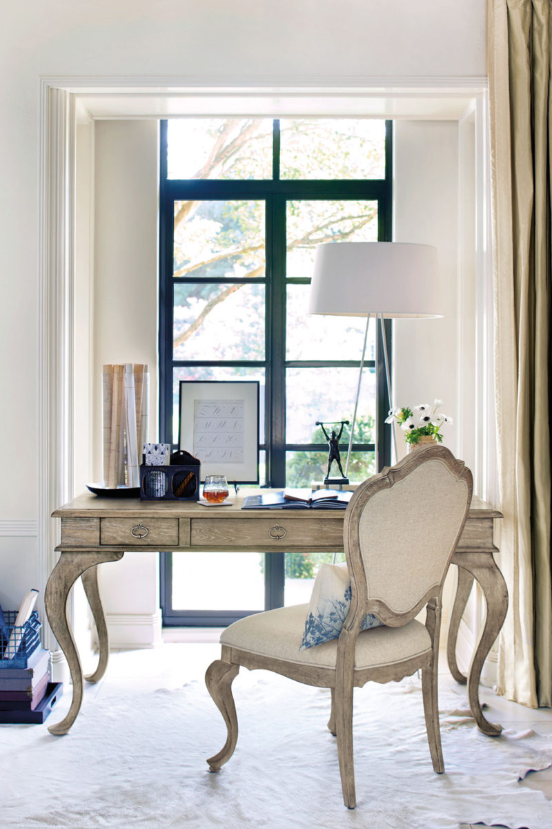 HOW TO DESIGN THE PERFECT HOME OFFICE